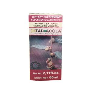 Bio tapacola extracto vegetal 60 ml. fitoceuticos